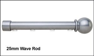 25mm Wave Rod