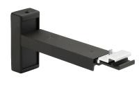 32-35mm 100mm Single Concealed Bracket