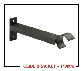 Glide Bracket 140mm
